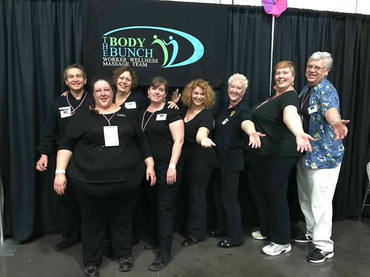 Corporate Chair Massage Helps to Improve Overall Health For Employees